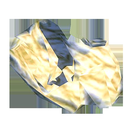 Мятый клочок бумаги
