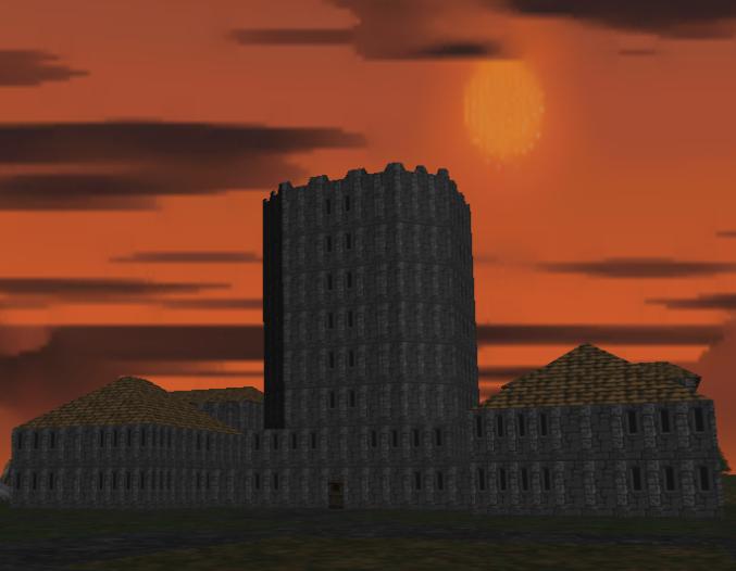 Direnni Tower (Daggerfall)