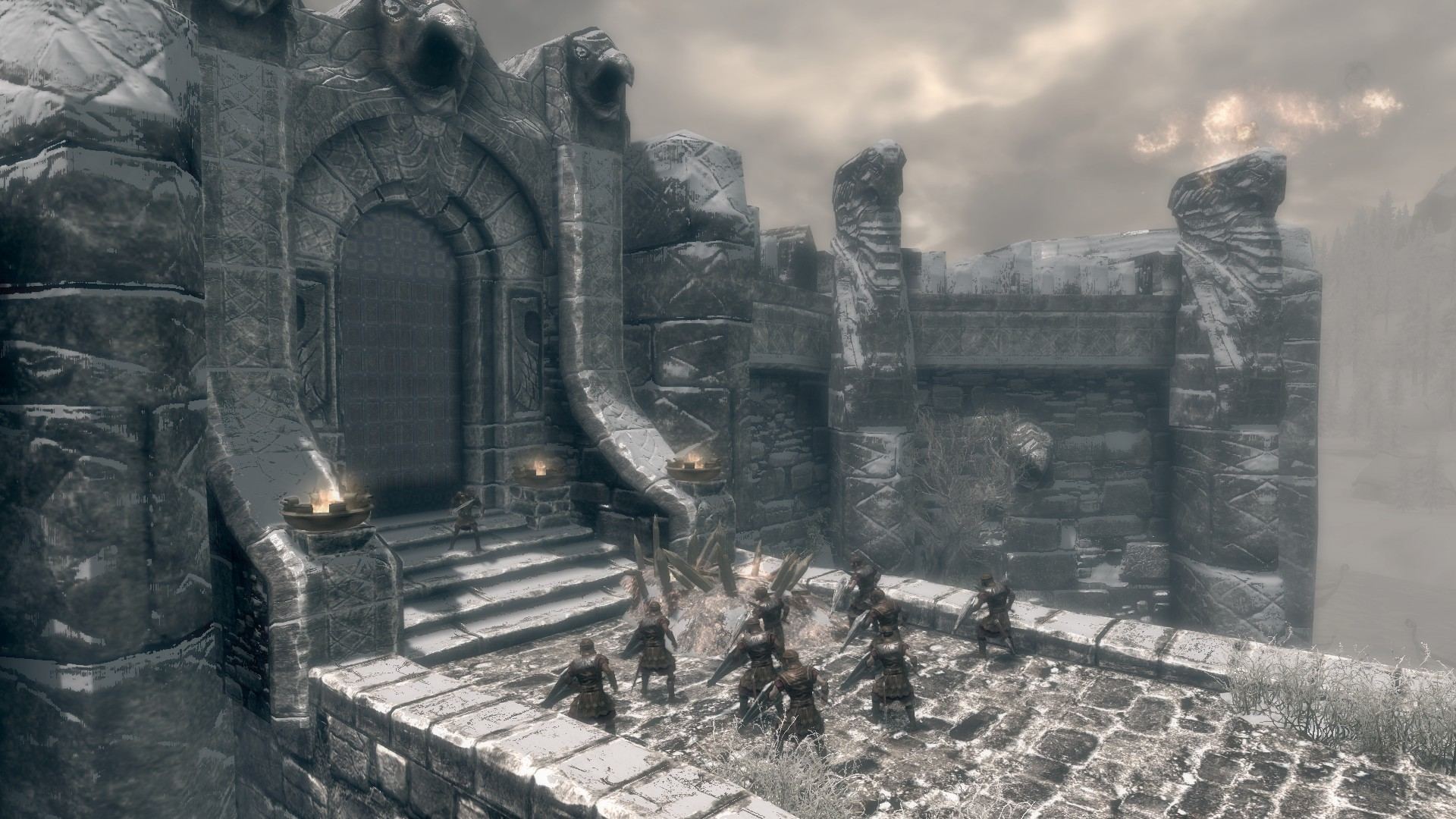 Battle for Windhelm