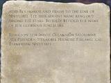 Lirendel's Family Shrine