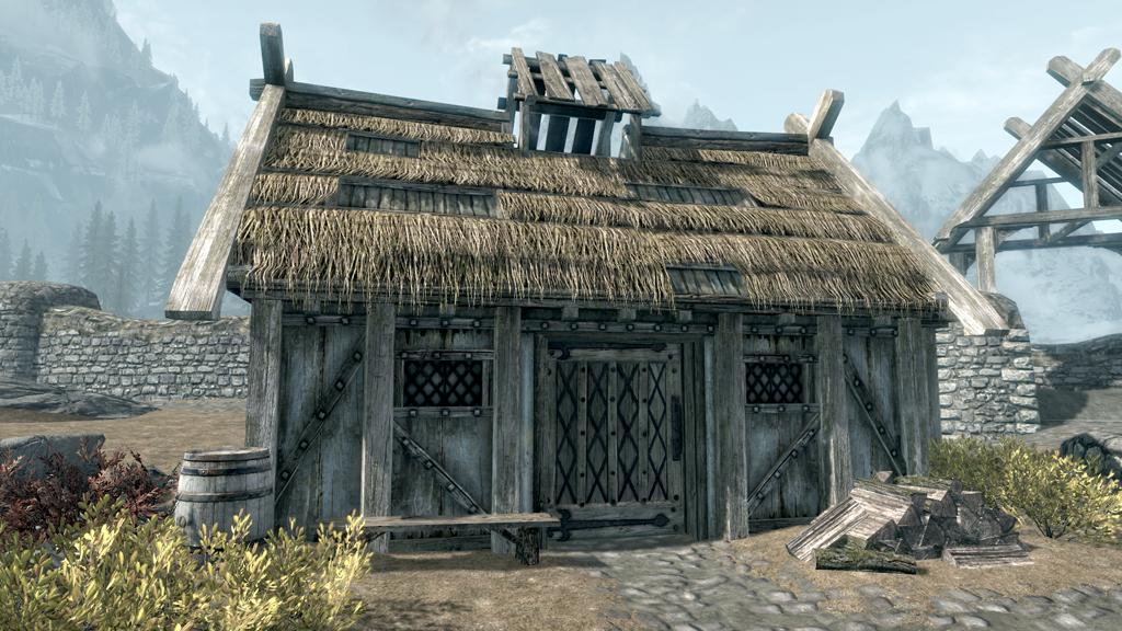 Olava the Feeble's House