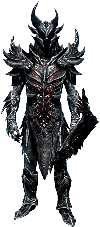 Даэдрическое снаряжение (Skyrim)