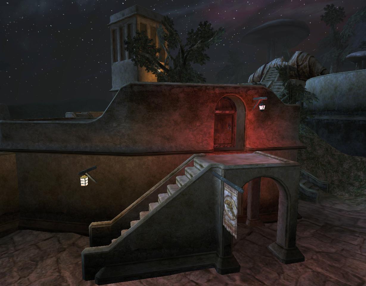Дом земных наслаждений Дезель (Morrowind)