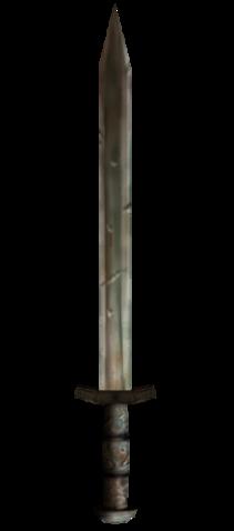Железный короткий меч (Morrowind)