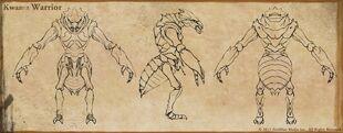 Квама-воин (Online-концепт)