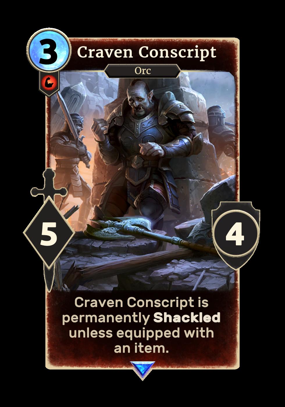 Craven Conscript