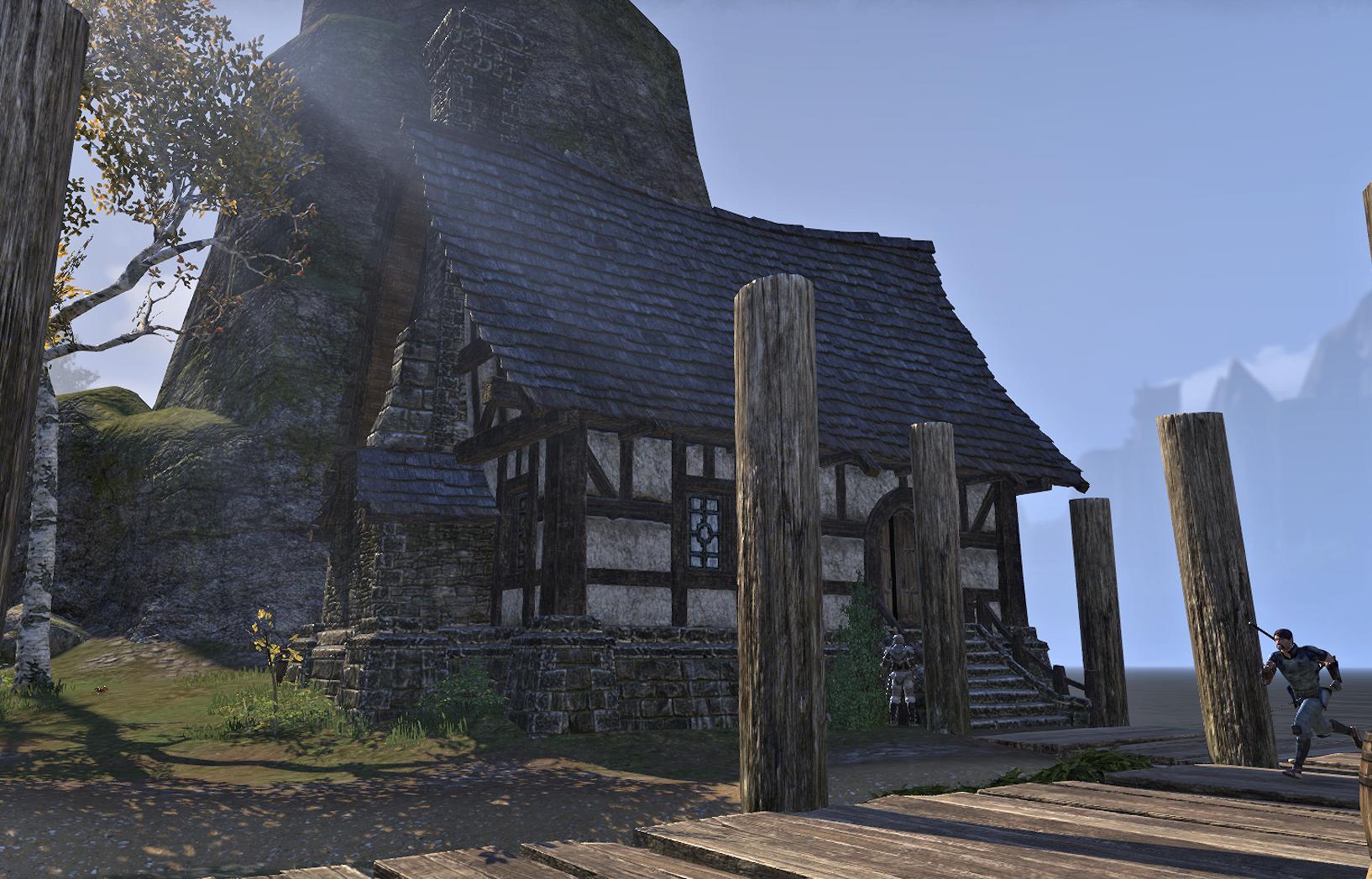 Miltrin's Fishing Cabin