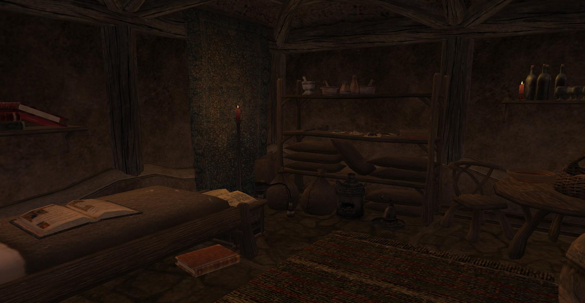 Drelas' House