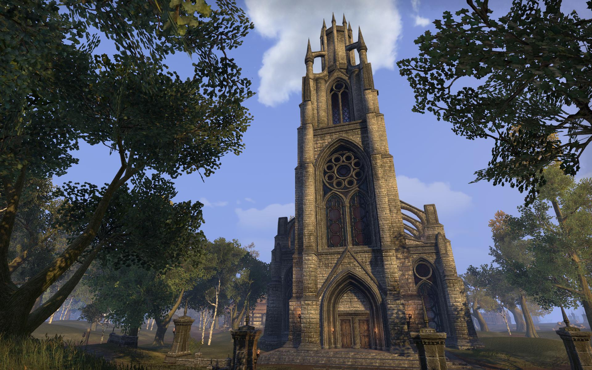 Gottlesfont Priory (Online)