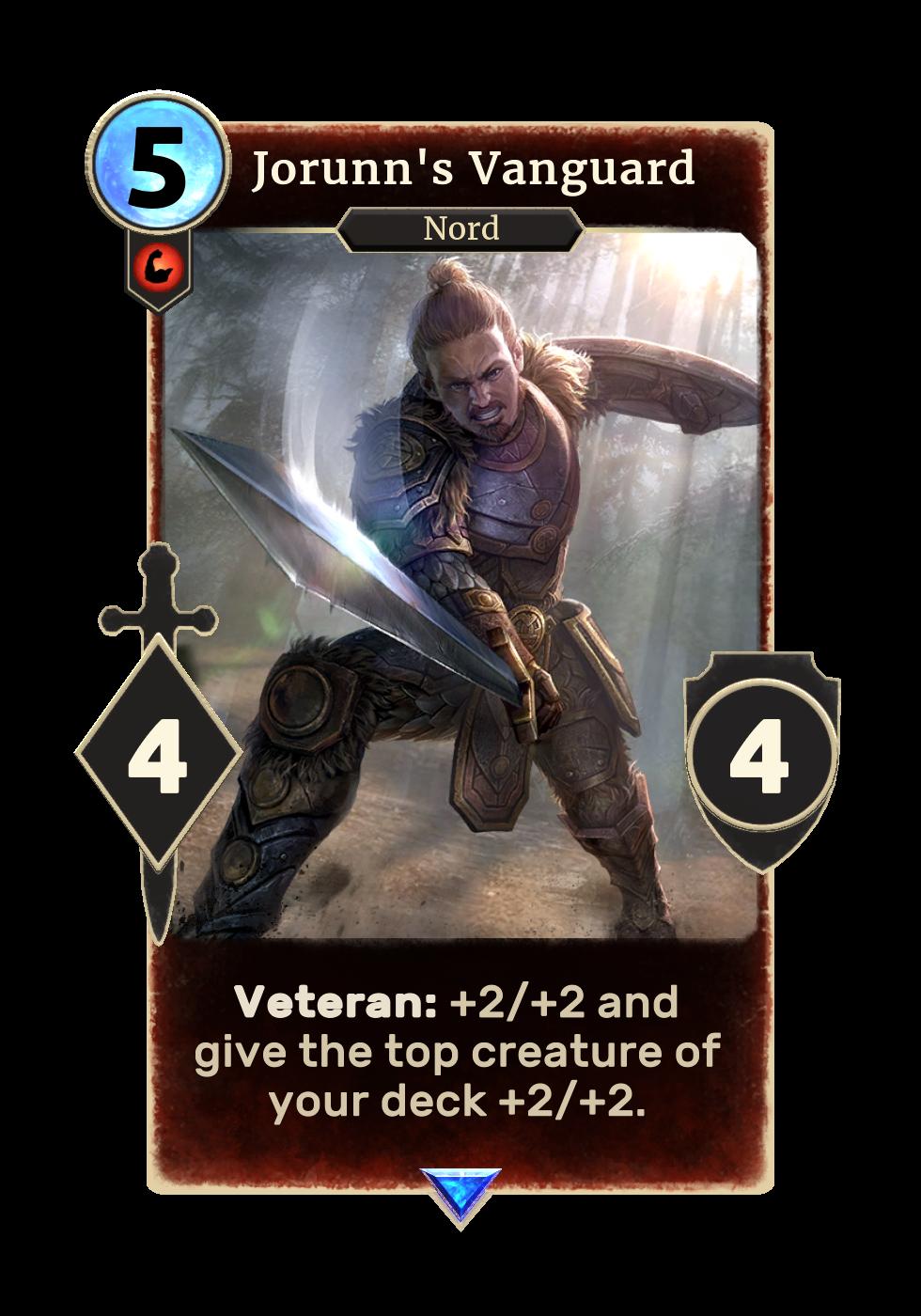 Jorunn's Vanguard