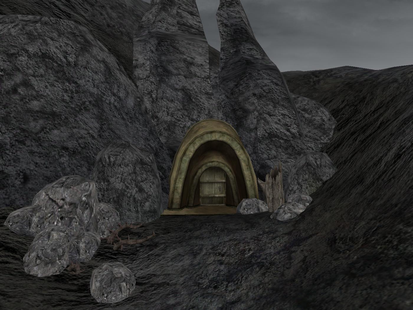 Saren Ancestral Tomb