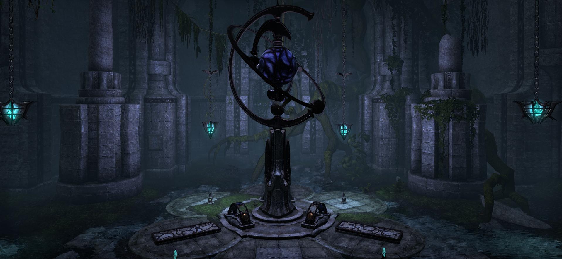 The Orrery of Elden Root