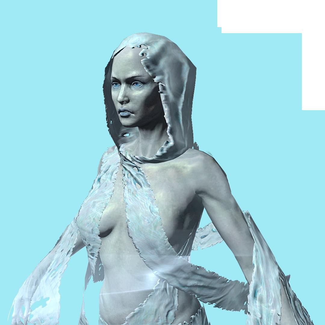 Бледная леди (существо)