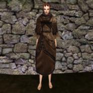 Простая мантия 1 (Morrowind) жен