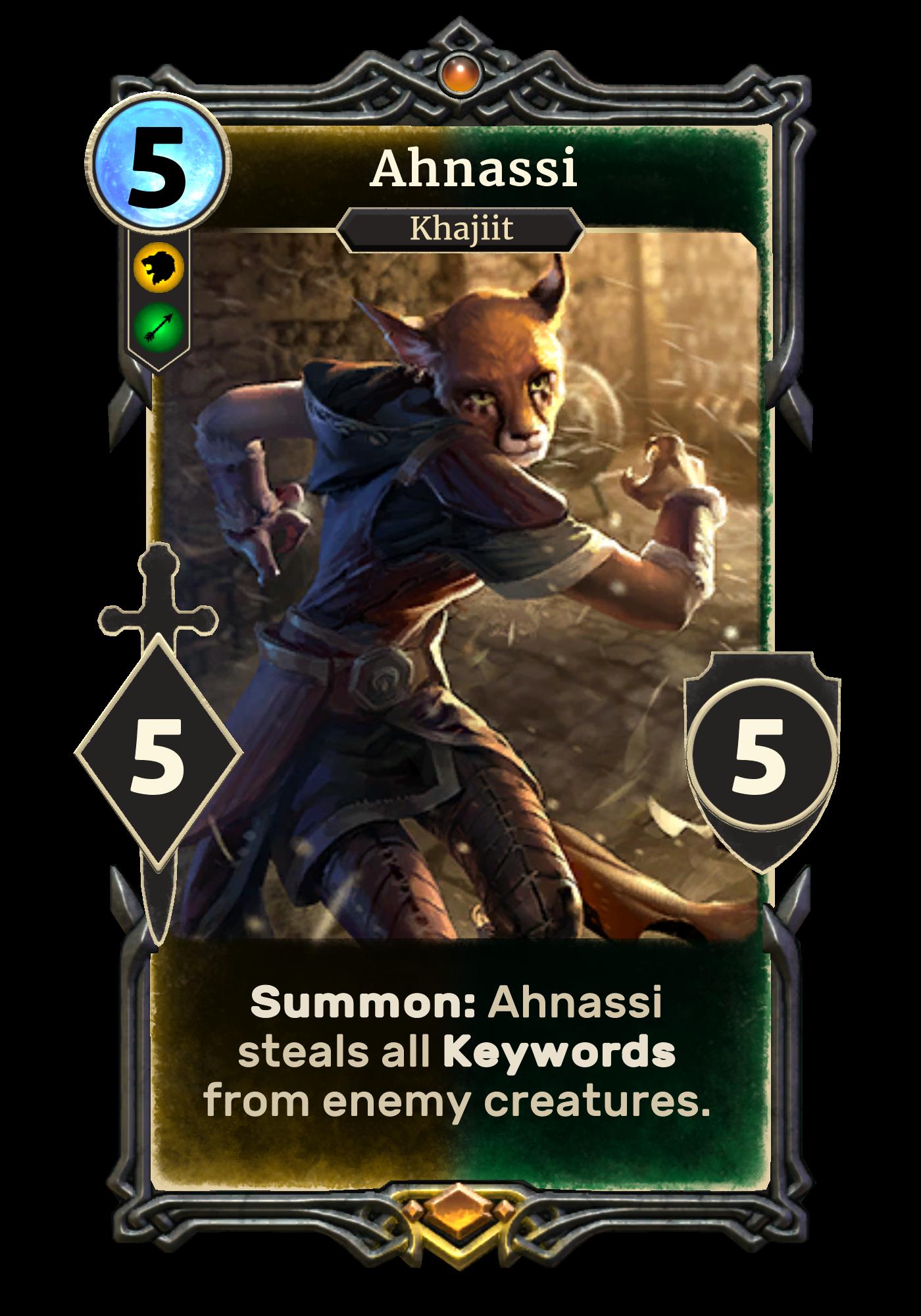 Ahnassi (Legends)