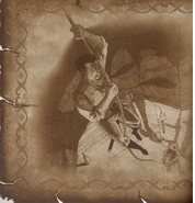 Cyrus w jaskiniach Goblinów (Conceptart) by John Pearson