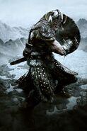 Dovahkiin (dragonborn)