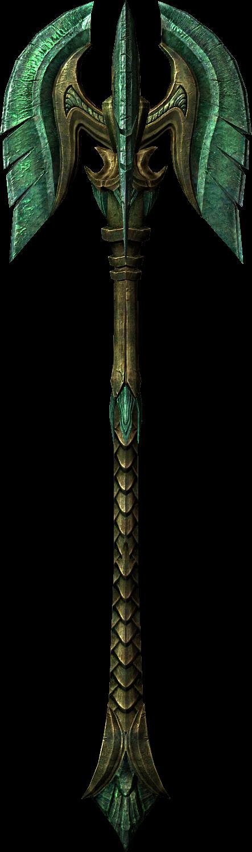 Glass Mace (Skyrim)