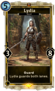 Lydia (Legends) DWD