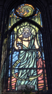 Akatosh Cathedral Stained Glass