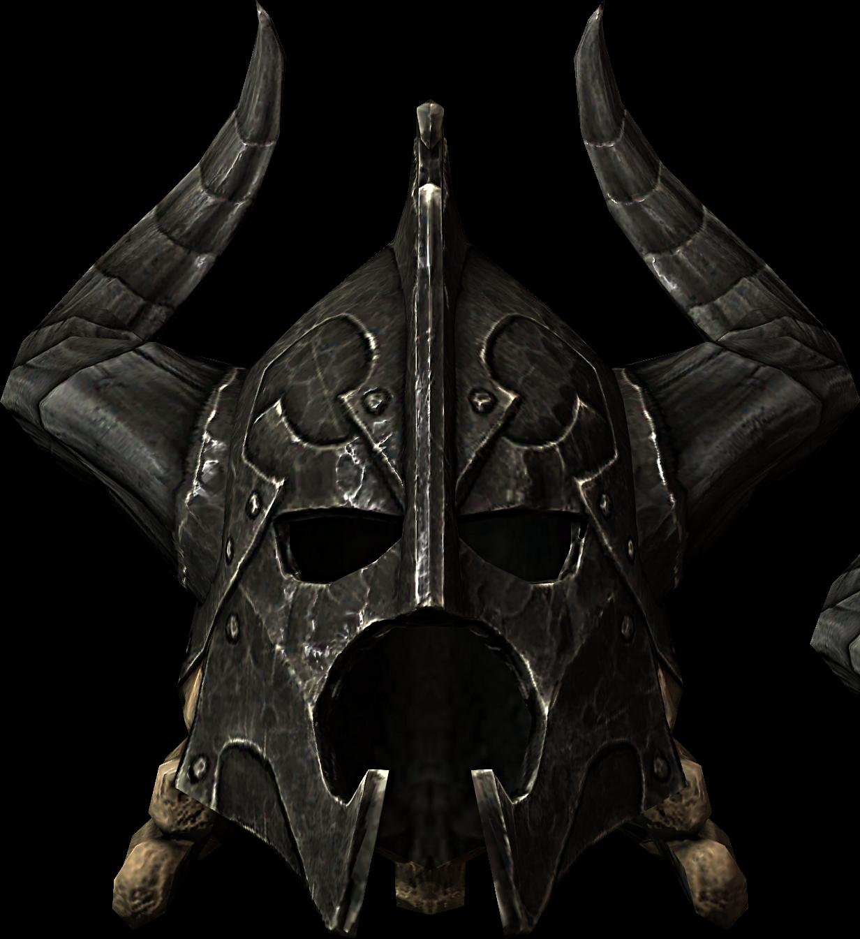 Dragonplate Helmet (Skyrim)