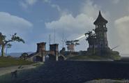 Koeglin Lighthouse by day