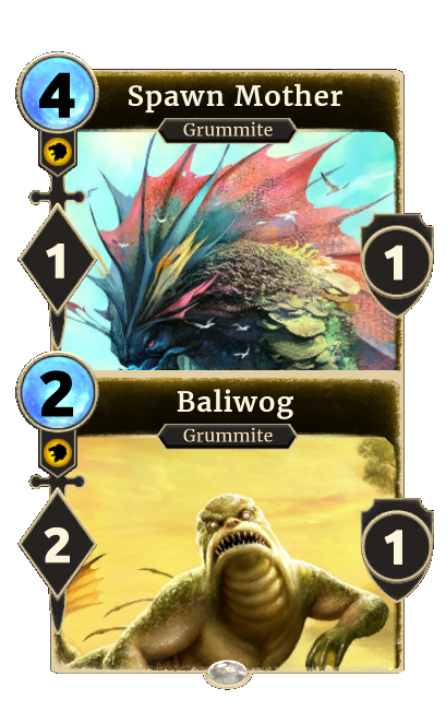 Spawn Mother – Baliwog