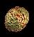 Газовый пузырь красной водоросли