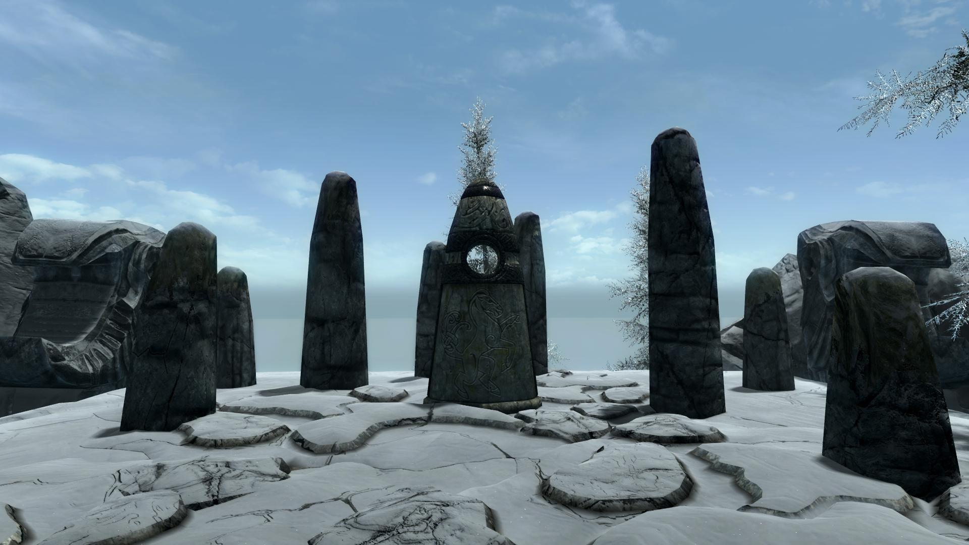 Камень Коня (Skyrim)