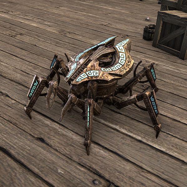 Araña enana (Online)