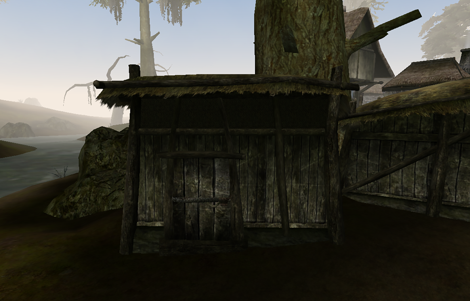 Fine-Mouth's Shack