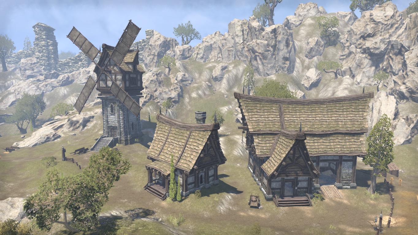 Marja's Mill