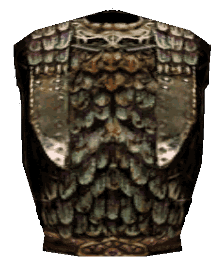 Imperial Newtscale Cuirass (Morrowind)