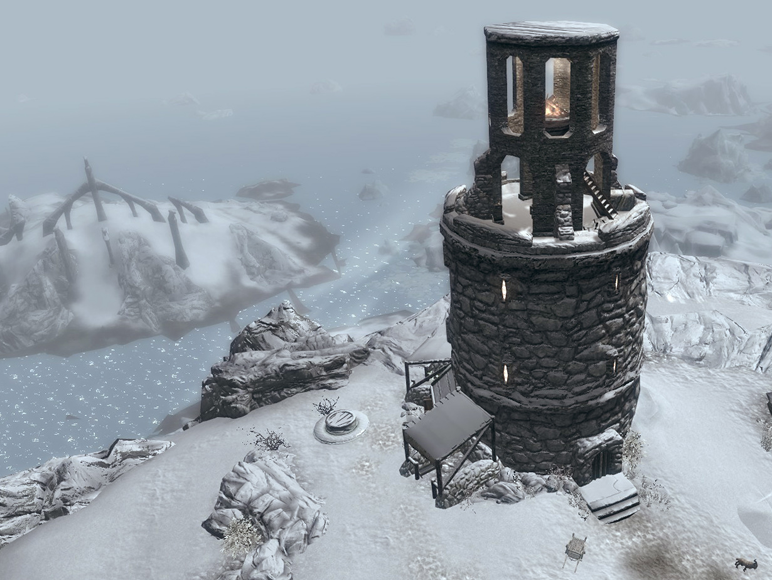 Frostflow Lighthouse