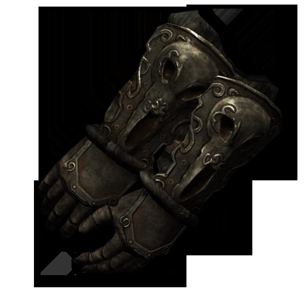 Волчьи перчатки (Skyrim)