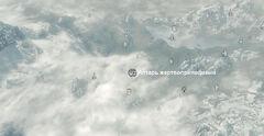 Жертвенный алтарь - Вечнозелёная роща - Карта.jpg