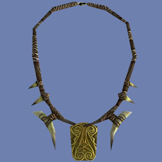 Fragmento del Amuleto de Gauldur