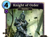 Knight of Order (Legends)