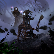 Rising of Bones card art