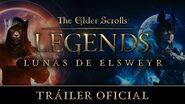 The Elder Scrolls Legends - Lunas de Elsweyr Tráiler oficial