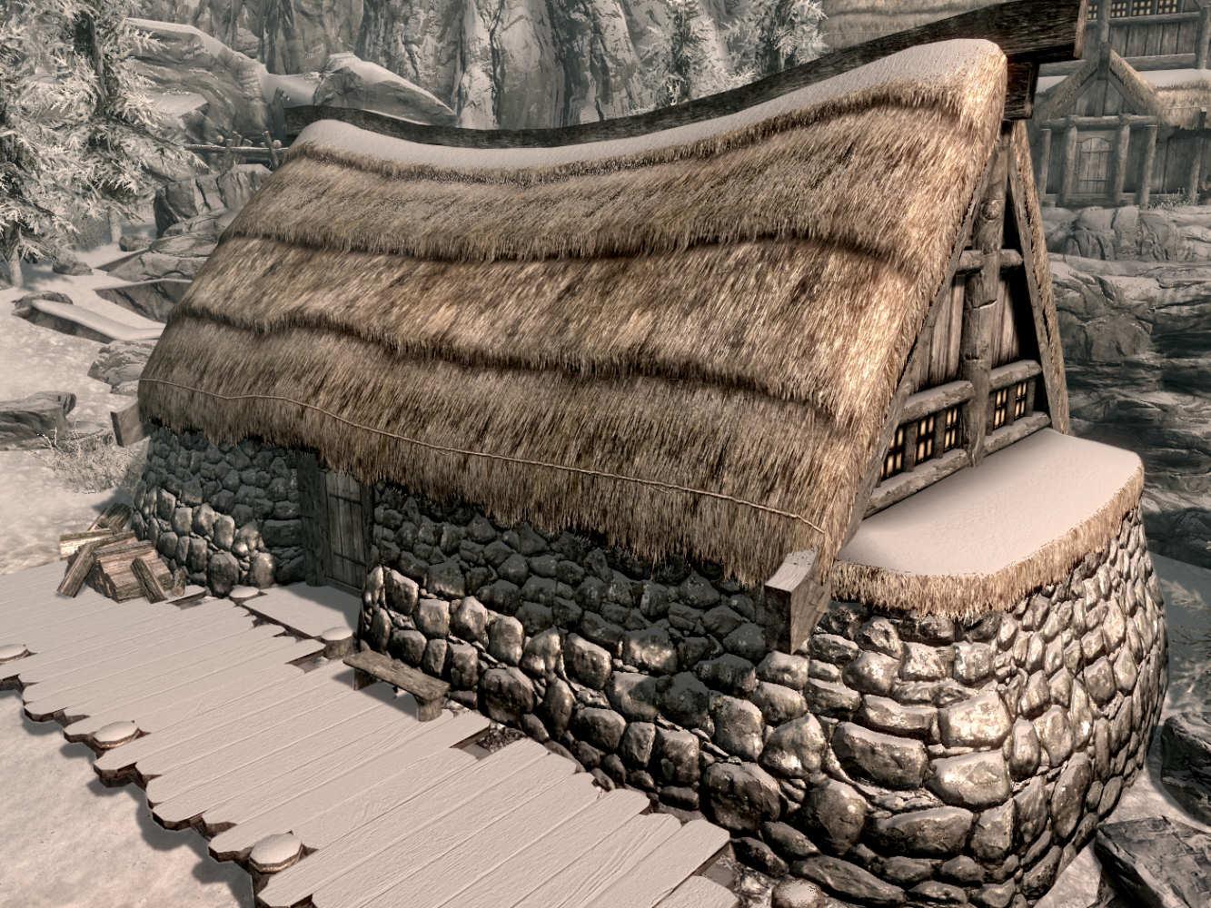 Дом Брины