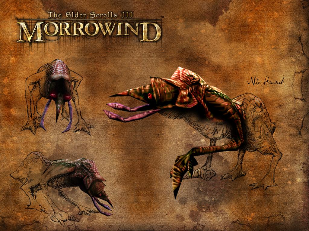 Никс-гончая (Morrowind)