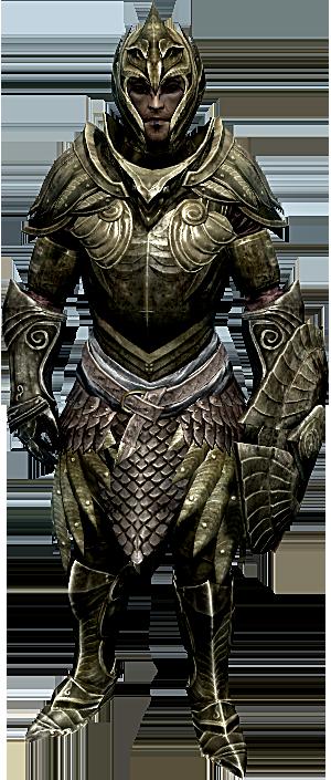 Эльфийское снаряжение (Skyrim)