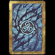 Frost Atronach Crate Card