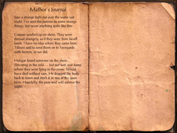 Mathor's Journal