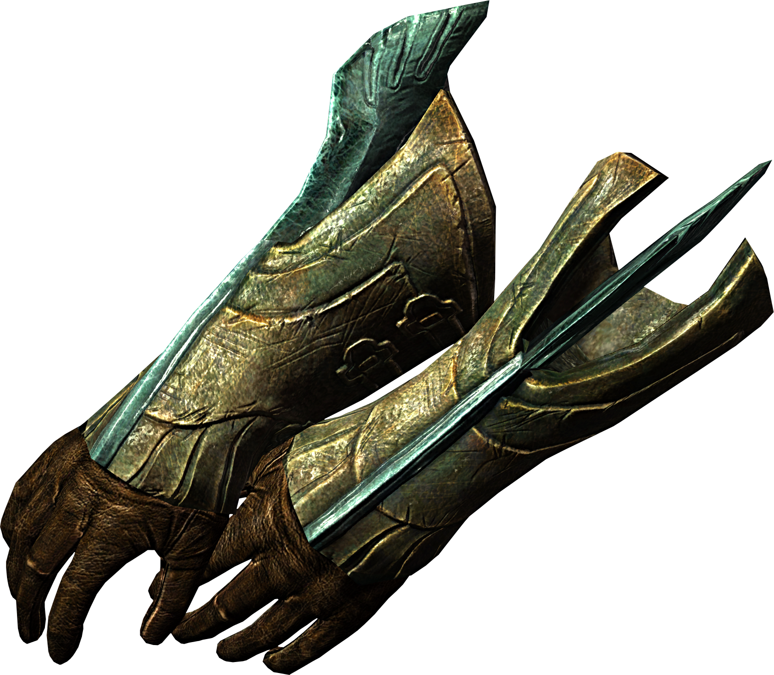Szklane rękawice (Skyrim)