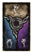 Tribunal Temple card back SP