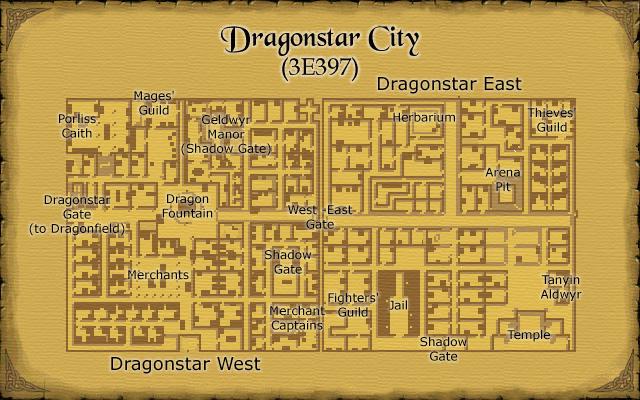 Dragonstar (Shadowkey)