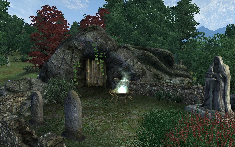 Воющая пещера (Oblivion)