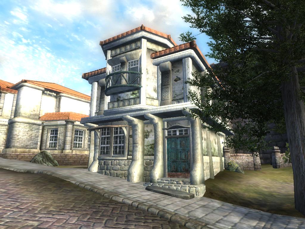 Дом Арвены Телас